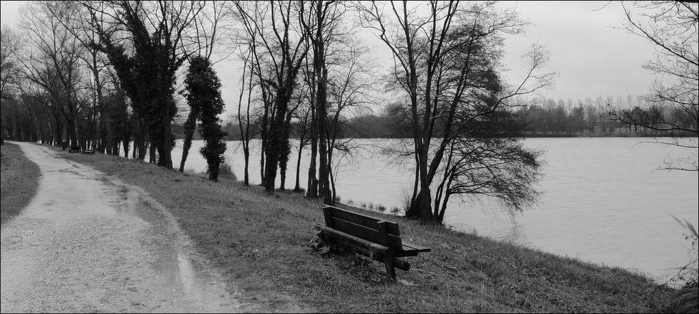 Lac d'Orthez-Biron, Orthez (Pyrénées-Atlantiques 64) AA