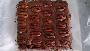 Douceurs chocolat et noix de pécan