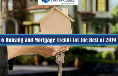6 Housing and Mortgage Trends for the Rest of 2019