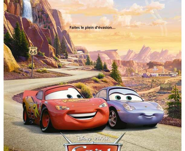[critique] Cars : Pixar en roue libre