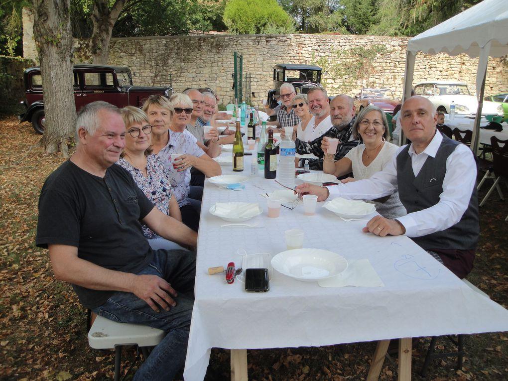 Journée du Patrimoine a Seraincourt