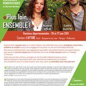 Élections dans le canton d'Aytré - Rue du Blogule Rouge Insoumis