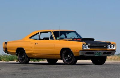 1969 Dodge Coronet Super Bee Six Pack A12