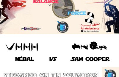 Balance of the Force 2 round 4: Nébal (First Order) vs Sam Cooper (Separatists) (streamed on Tin Squadron)