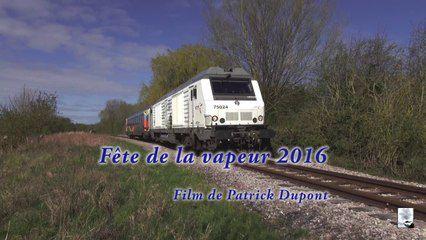 Fête de vapeur 2016