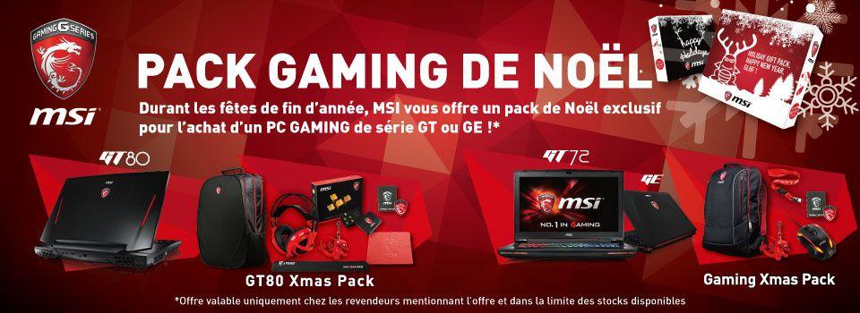 C'est déjà #Noël chez #MSI ! #gamer #geek
