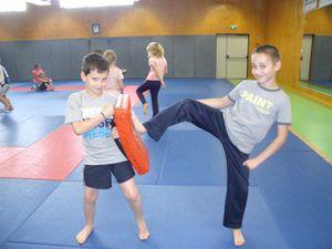 Stage Taekwondo (09/07-12/07)