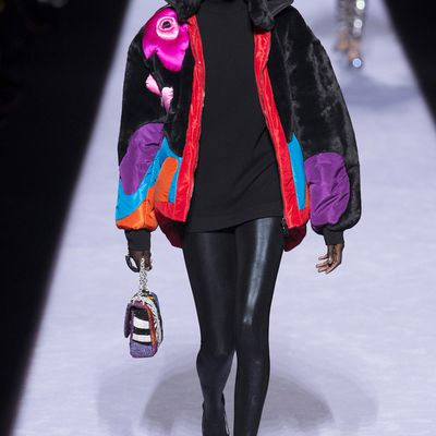 TOM FORD FALL 2018 WOMENSWEAR COLLECTION NYFW