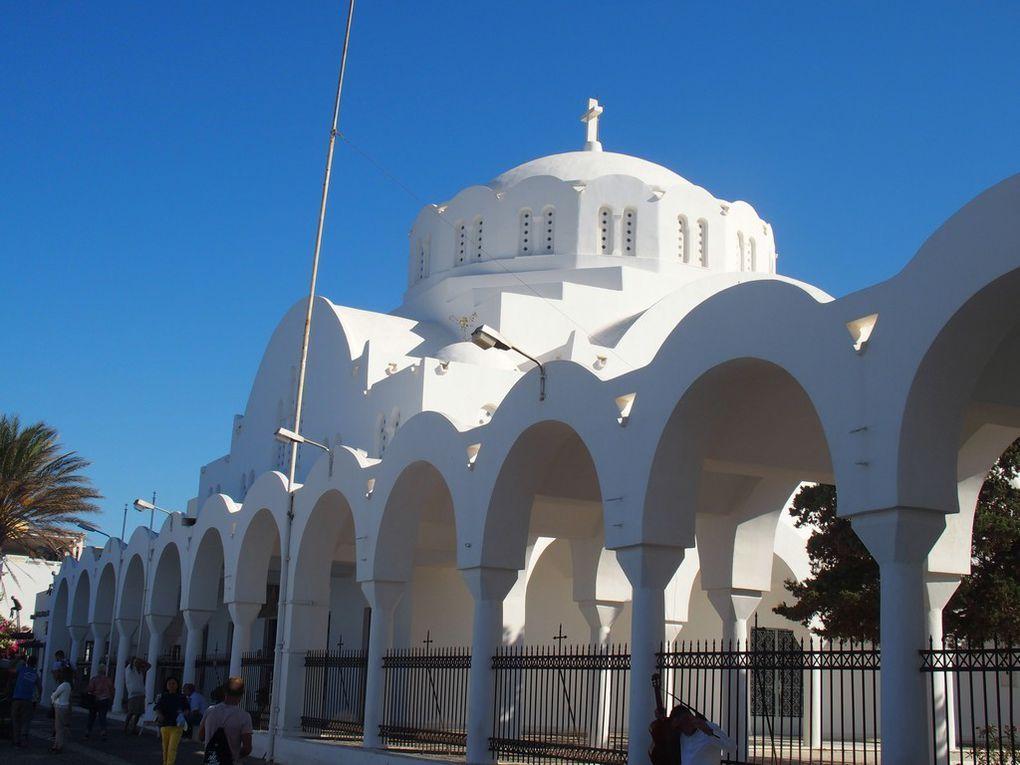la cathédrale Orthodoxe ...extérieur .. intérieur !