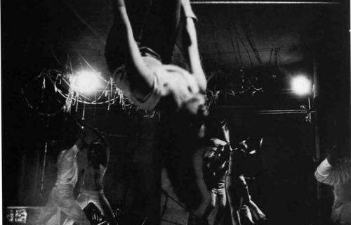 Water Light-Water Needle @ Carolee Schneemann. 1966
