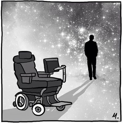 Stephen HAWKING, un malade remarquable