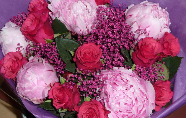 Encore un joli bouquet