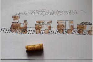 serial crocheteuses & more n° 322 : le train
