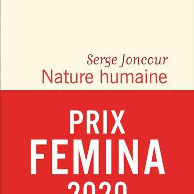 Nature humaine – Serge Joncourt