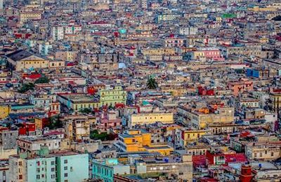 View of Havana published by The Guardian