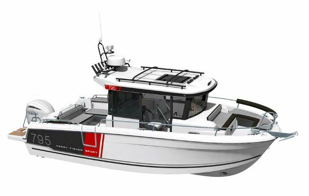 Neues Motorboot 2021 - Jeanneau Merry Fisher 795 Sport Serie 2