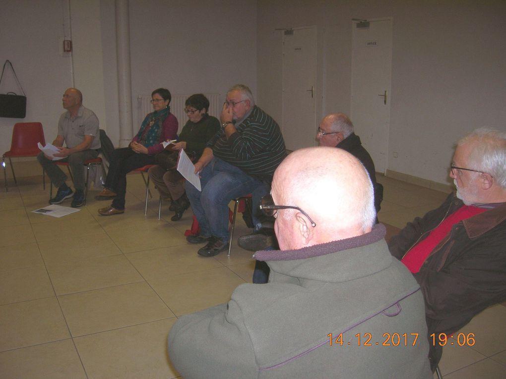 14 décembre, les insoumis Rochelais en cogitation : « Convention nationale, et maintenant ? »