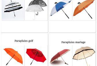 Test du  Grand Parapluie Transparent -