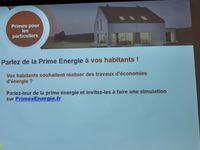 Signature convention entre le PNRV , la CCAPV et Vos Travaux Eco