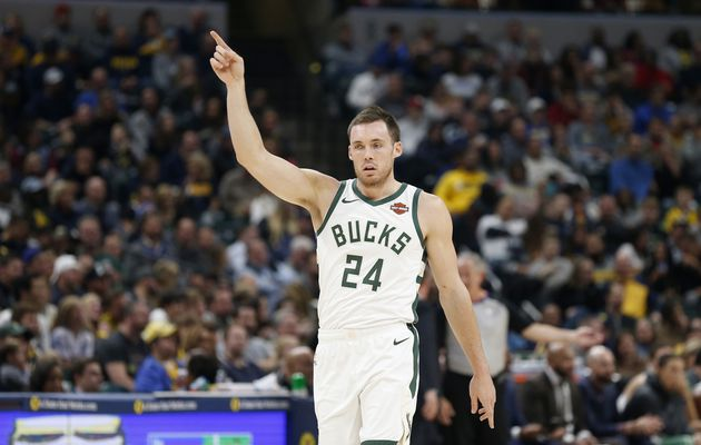 Pat Connaughton re-signe aux Milwaukee Bucks !