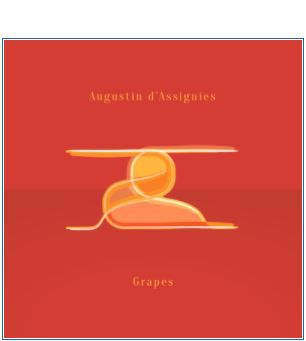 💿   AUGUSTIN D'ASSIGNIES - GRAPES (IN THE MAKING)