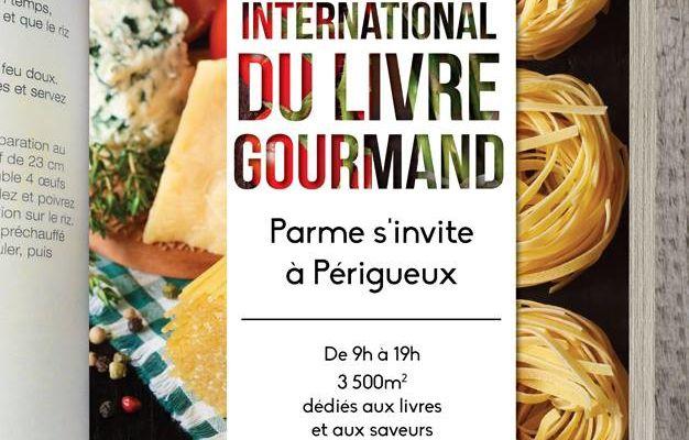 Salon International du Livre Gourmand de Périgueux ~ Bilan en demi-teinte ~
