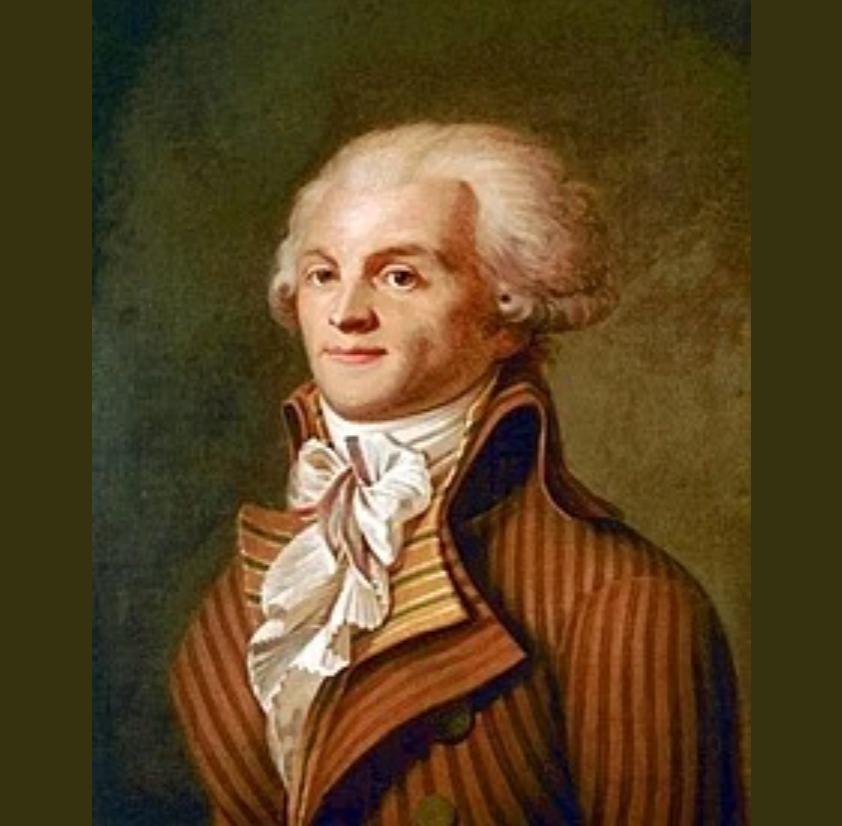 NOTRE BUT: discours de Robespierre du 18 pluviôse an II  - 5 février 1794
