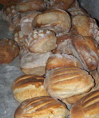 Quartier de la gare la boulangerie...