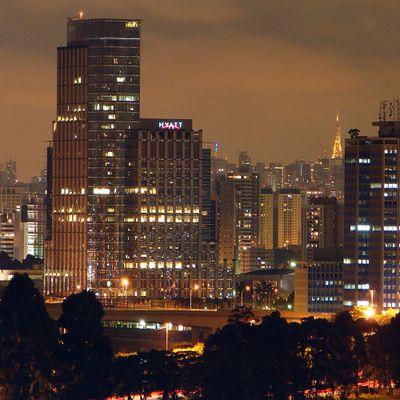 Quels sont les hôtels proches de l'aéroport de São Paulo ?