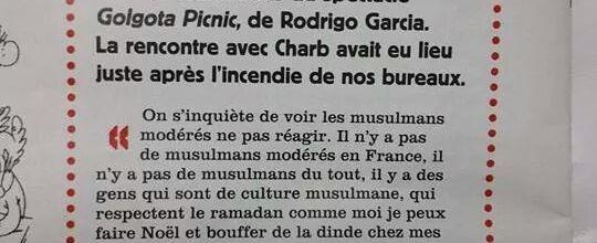 "La notion bizarre de ""musulman modéré"""