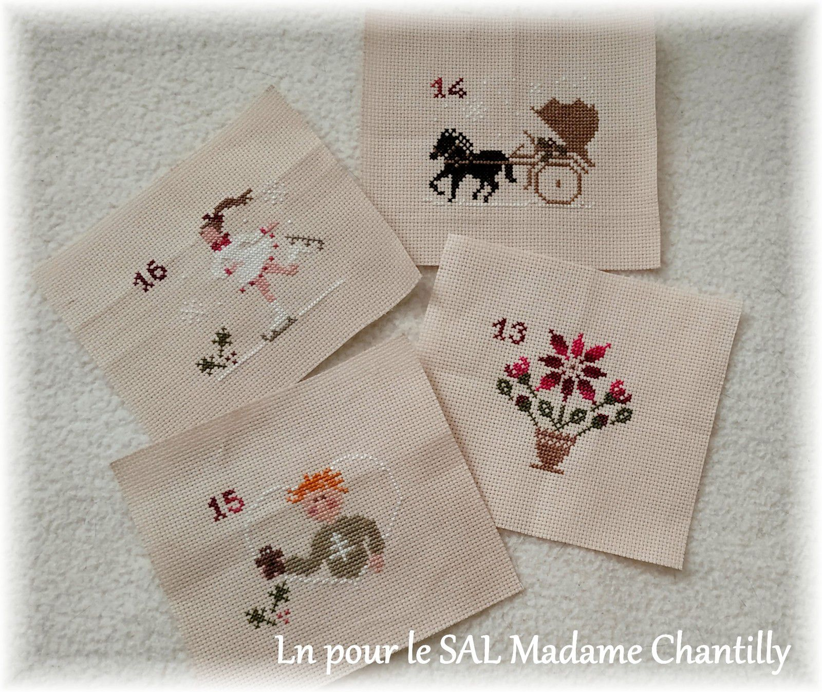 SAL Madame Chantilly, rdv de septembre...