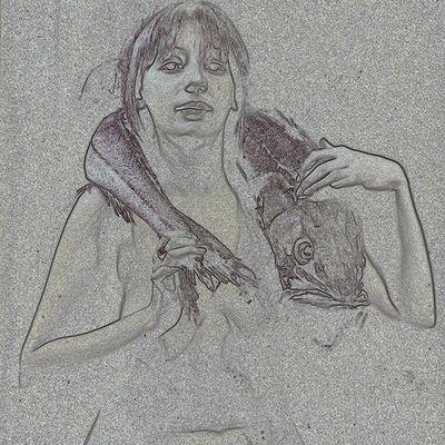 Eve Adam 32 – Droit des marques, poisson frais et dessin de nu