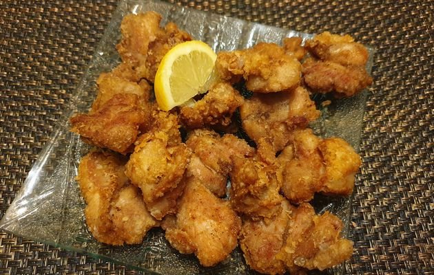 """""""Karage """"poulet frit japonais"""