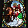 La chapelle anglicane de Saint Martin de Moussac en Montmorillon révèle ses secrets.