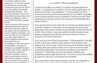 Bulletin paroissial n° 103.