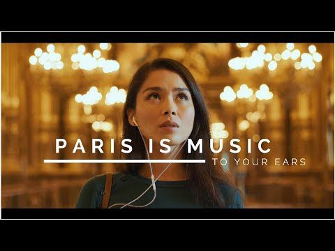 Let Paris be music to your ears #FeelParis #Paris avec la soprano des #Monuments @Divatonelli