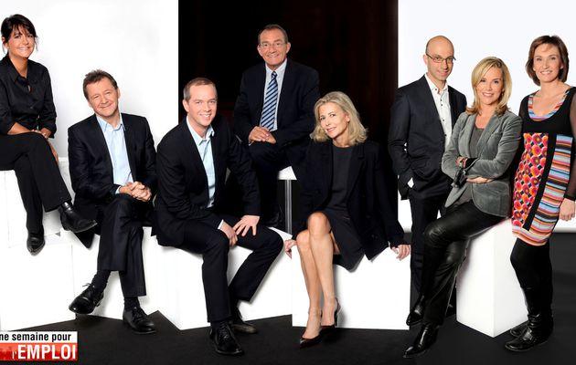 TF1 : La 5e semaine pour l'emploi du 28 novembre au 4 décembre