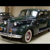 1939 Cadillac Fleetwood Limousine