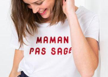 Ma sélection de t-shirts à offrir aux supers mamans.