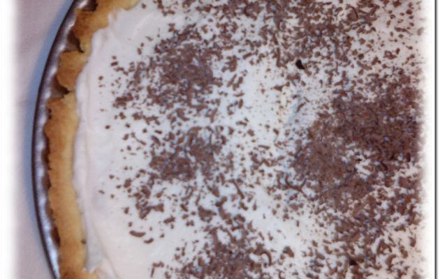 Ronde interblog: La Banoffee pie.