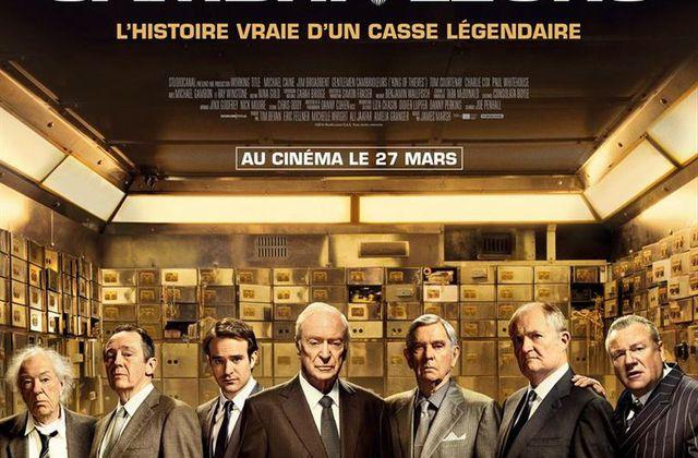 Critique Ciné : Gentlemen Cambrioleurs (2019)