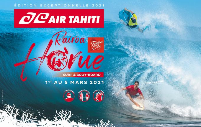 Air Tahiti Rairoa Horue 2021 : Le Dispositif de Polynésie la 1ère !