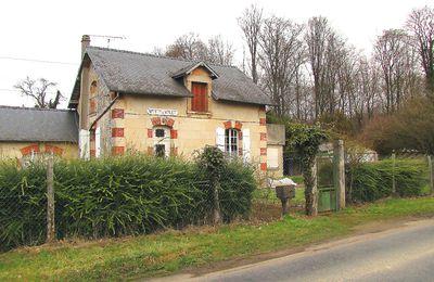 la Maison Forestière du Virlet