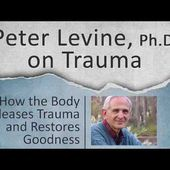 """""""How the Body Releases Trauma and Restores Goodness"""" Seminar with Peter Levine, Ph.D."""