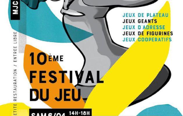 10ème Festival du Jeu