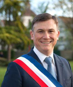Le maire d'Aulnay-sous-Bois Bruno Beschizza s'active pour l'accueil d'infrastructures liées aux Jeux Olympiques de 2024 à Paris