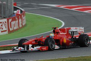 Ferrari enlève son code-barre