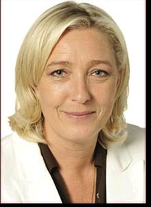 MARINE LE PEN ATTEND « D'ÊTRE INVITÉE PAR LA KNESSET »