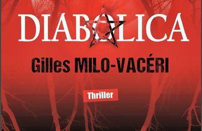 *DIABOLICA* Gilles Milo- Vacéri* Éditions du 38* par Martine Lévesque*