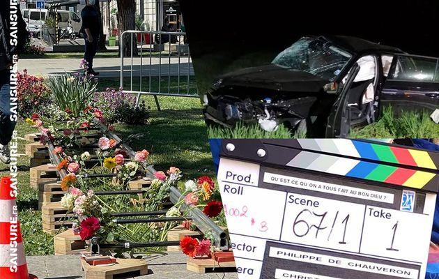 Accident grave sur le tournage que Qu'est-ce qu'on a tous fait au Bon Dieu ! #BonDieu3